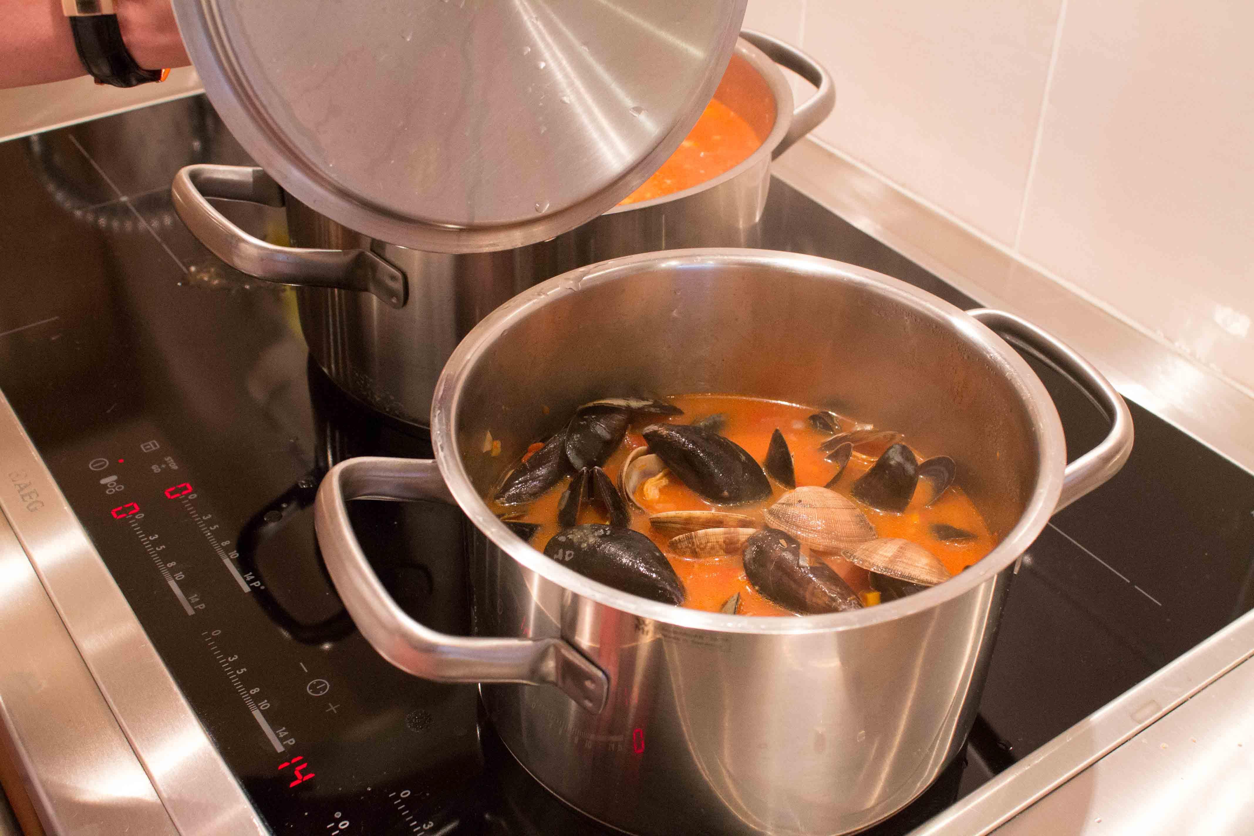 suppe menge für 12 personen